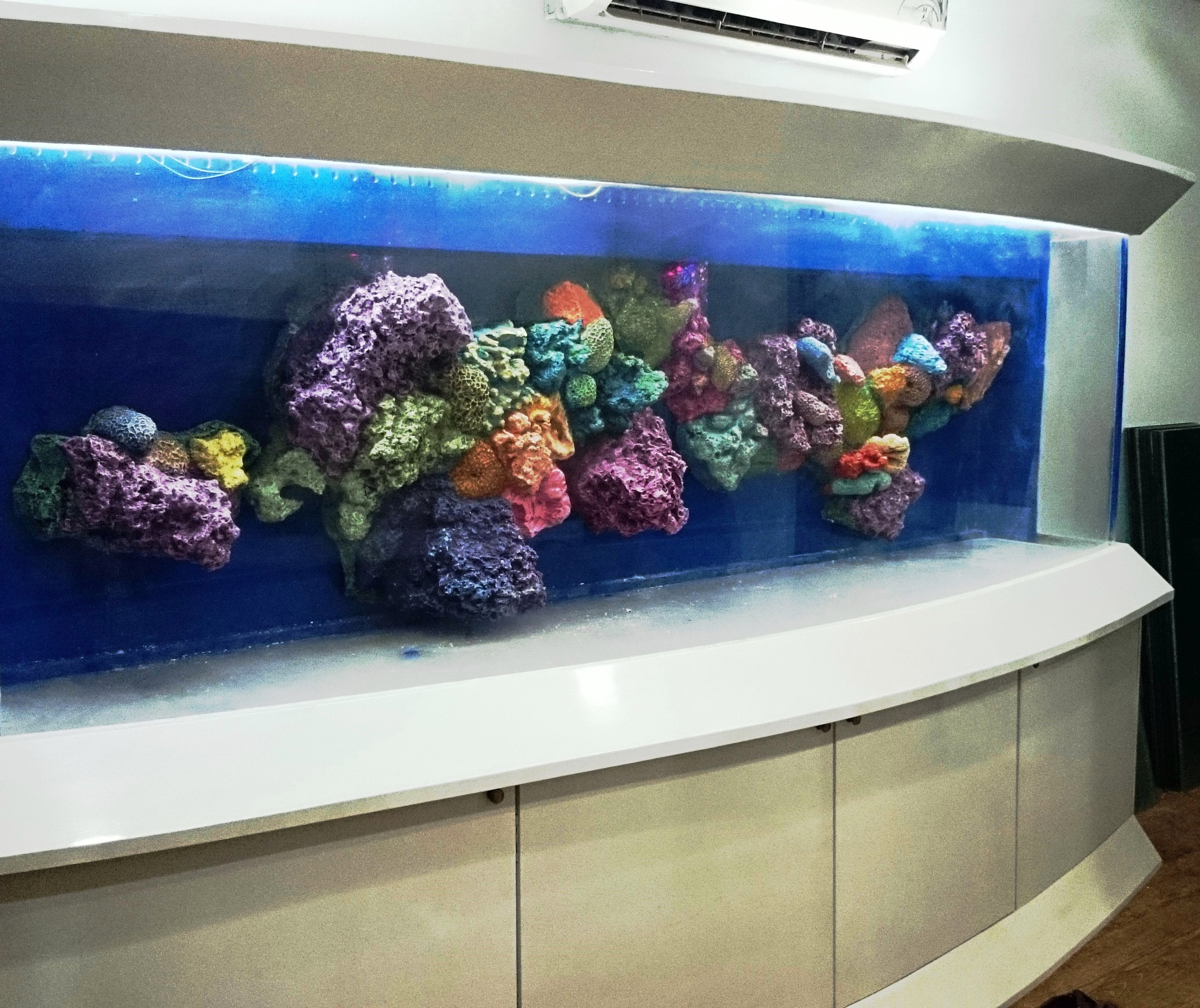 decor decoration orange limited tank aquarium page atl technology product corals coral collection artificial