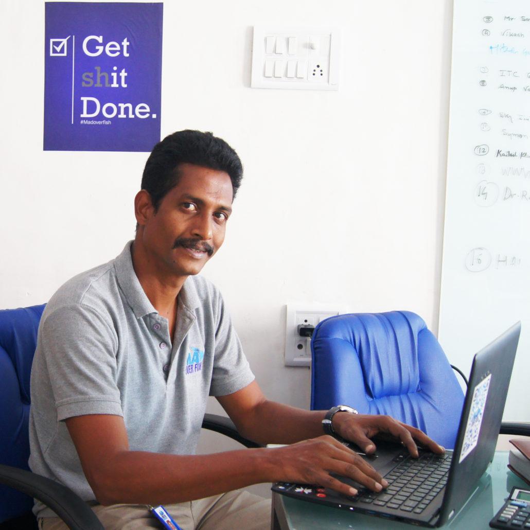 Mr. Raju